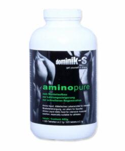 Amino Pure Tabletten zum Muskelaufbau