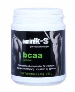 BCAA Tabletten, essentielle Aminosäuren zum Muskelaufbau