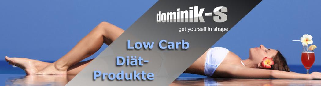 Low Carb Diät Nahrungsergänzungsmittel