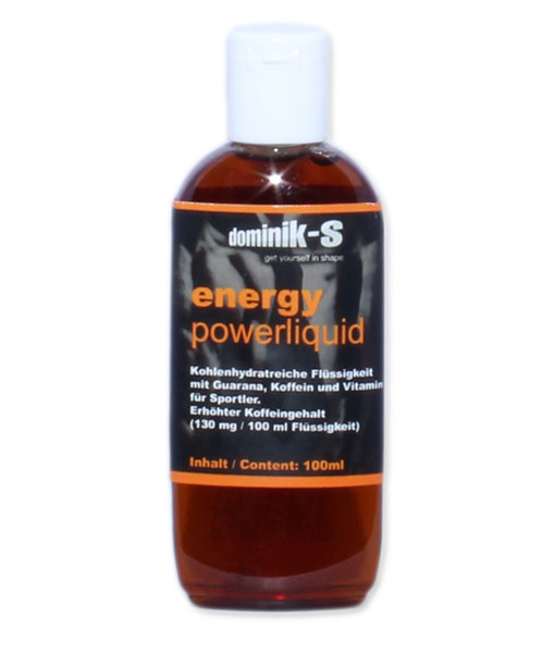 Energy Drinks Power Liquid 100ml