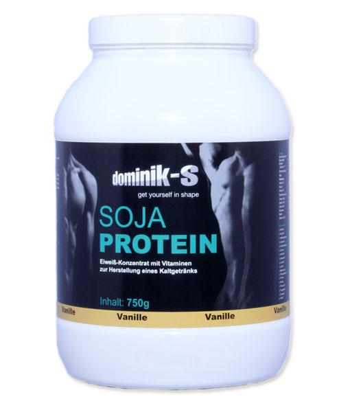 Soja Protein Vanille 750g