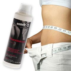 Sportprodukt L-Carnitin für Fettabbau