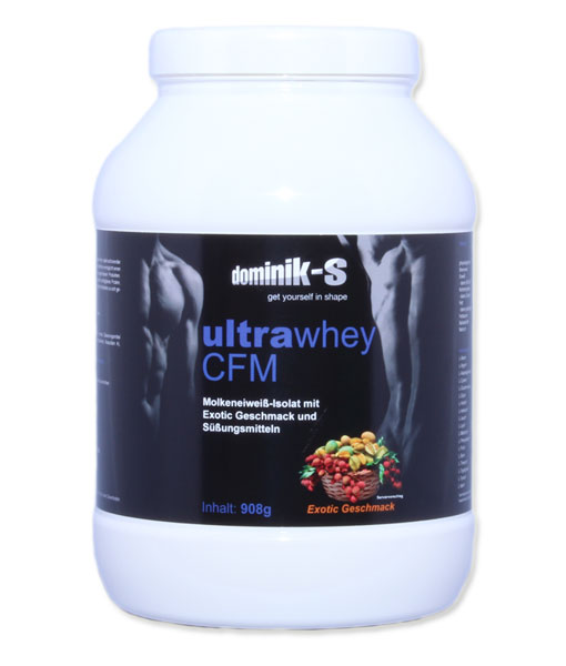Ultrawhey CFM Protein