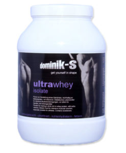Ultra Whey Isolate